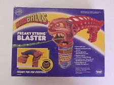 Rare vintage Madballs Wolf breath  Freaky String Blaster Mint in Box 1986
