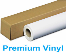 13 Oz Scrim Banner Eco Solvent Latex Uv Matte Pvc Vinyl Roll 54 X 164