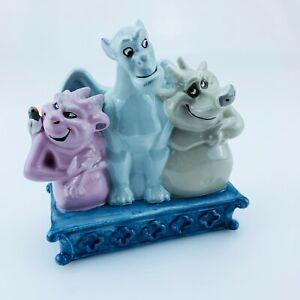 Disney-039-s-Hunchback-of-Notre-Dame-Gargoyles-Ceramic-Collectible
