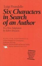 Six Characters in Search of an Author (Play for Performance)