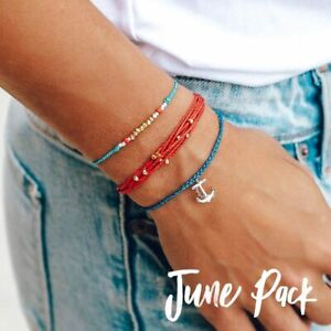 Authentic Puravida Bracelets June Club