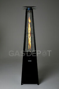 13kw Glow Warm Black Edition Real Flame