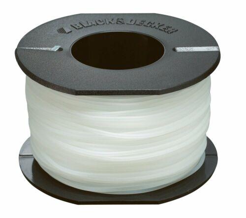 decker-a6171-xj Black recharge wire 50 m-transparent