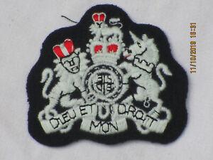Royal-Air-Force-Raf-Warrant-Officer-1-Rsm-Size-55x65mm-Regimental-Sergeant