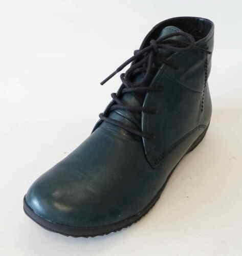 Grün 640 Boot Vl971 Seibel Weite Blau Naly 09 Josef G Petrol 79709 Leder Stiefel UXTO5x