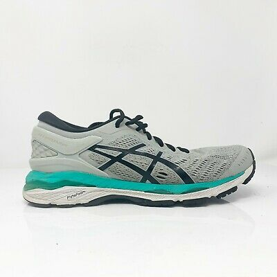 Asics Womens Gel Kayano 24 T799N Gray Running Shoes Lace Up Low Top Size 8.5 889436954268 | eBay