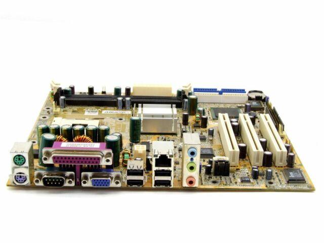 FIC VC37 Matx Desktop PC Computer Motherboard Intel Socket/Socket 478