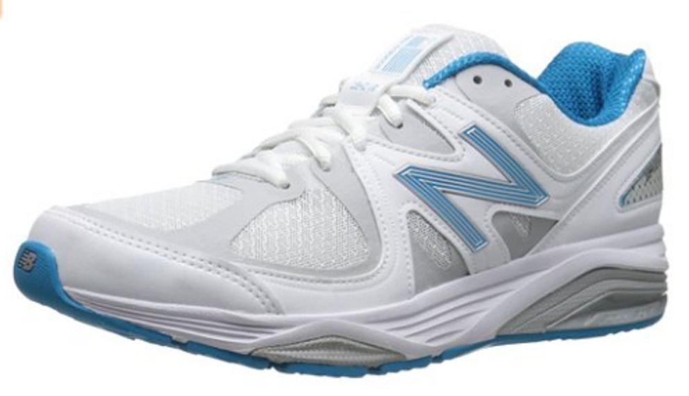 New Balance Women's Running Shoe White/Blue-Wide,XWide,XXWide-W1540WB2-NIB