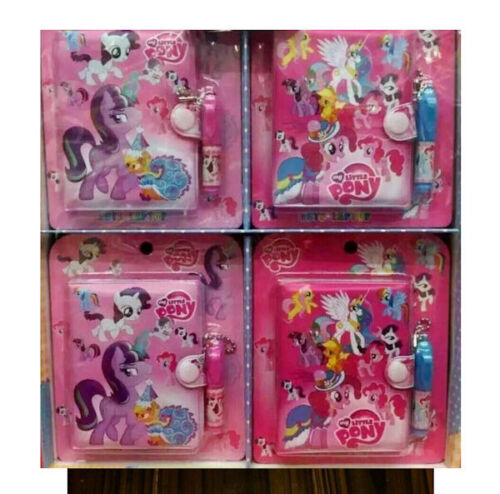 HORSE /& WESTERN GIFTS TOYS  MY LITTLE PONY NOTEBOOK /& PEN SET