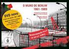 O Muro de Berlim 1961-1989 von Volker Viergutz (2015, Kunststoffeinband)