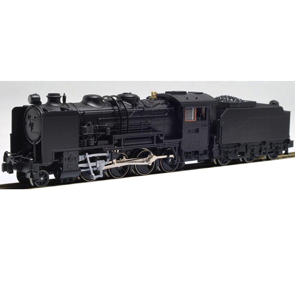 Kato 2014 Steam Locomotive JNR 2 -8 -0 Typ 9600 - N
