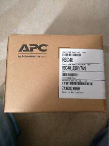 Brand New! Apc Rbc48 Batterie Cartouche-afficher Le Titre D'origine MatéRiaux De Haute Qualité