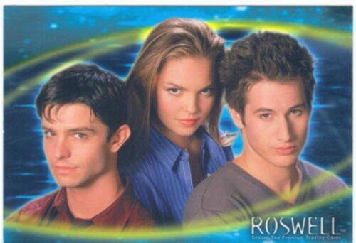 Roswell Season 1 Promo Card RL-1