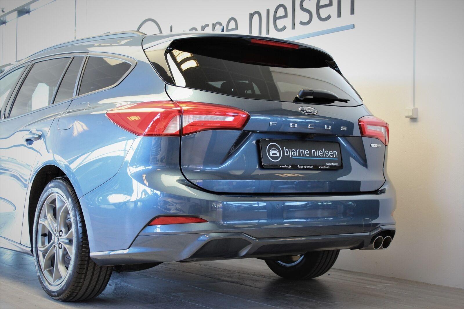 Ford Focus 1,0 EcoBoost mHEV ST-Line stc. - billede 4