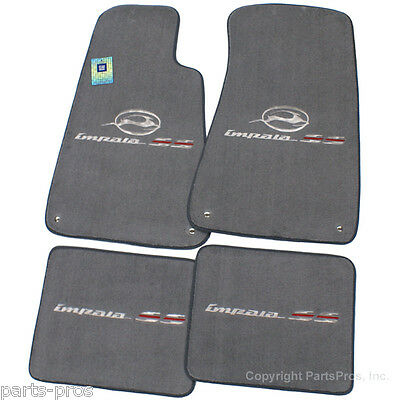 Passenger /& Rear 1997 Dodge Intrepid Black Loop Driver 1996 1994 GGBAILEY D4267A-S1A-BK-LP Custom Fit Automotive Carpet Floor Mats for 1993 1995