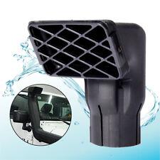 EGFheal 3 Pollici Elbow Wading Head Air Intake Air RAM Snorkel Top Snorkel Head