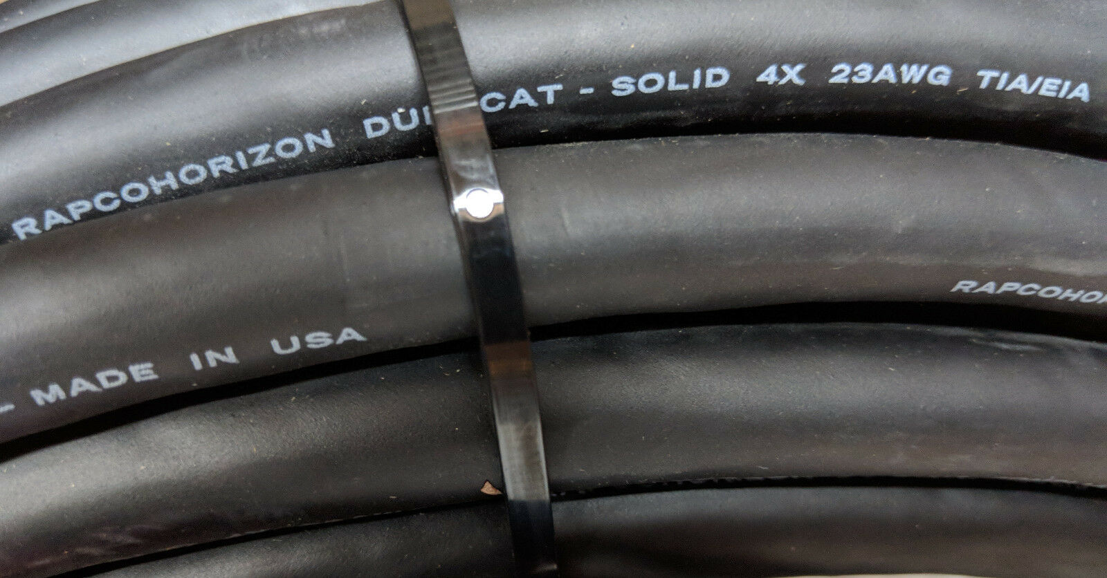 ProCo 150 ft ft ft DuraCat 4X 4 channel Ethernet cat6 UTP Snake NE8MC NE8MC US-Made 5fa25f
