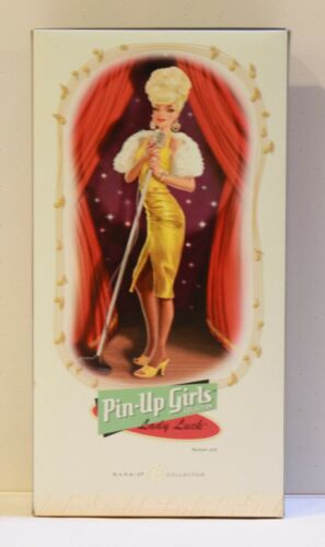 Barbie Collector Gold Label PinUp Girls Collection, Lady Luck NRFB