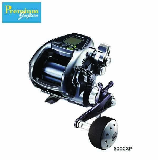 Shimano 17 ForceMaster 3000XP Electrical Fishing Reel Japan Domestic Version New