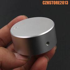 1PC 48*22mm Aluminum Potentiometer Knob For DAC CD AMP HIFI AUDIO Volume Control