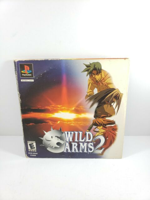 DEMO DISC Wild Arms 2: Second Ignition (Sony PlayStation 1, 2000)