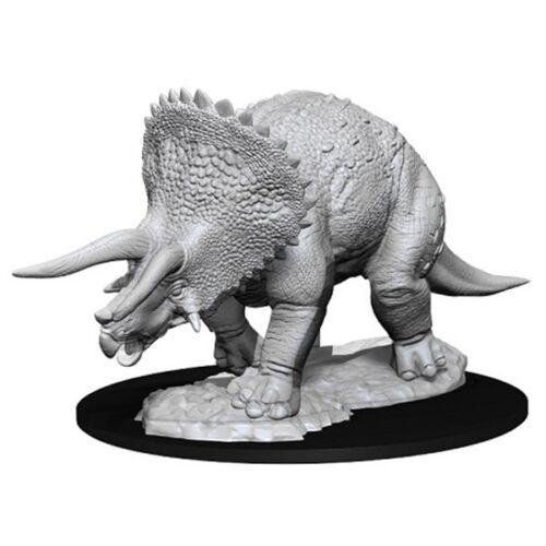 D/&D Triceratops W7 Nolzur/'s Marvelous Miniatures Dungeons /& Dragons WZK73533