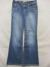 A7179 l.e.i. Stretch Flare High Grade Jeans Women 28x28