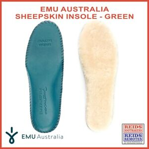 9e3cb37f228 Details about Emu Australia sheepskin insole for use in Platinum range ugg  boots or slippers