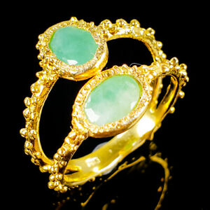 Jewelry-for-Sale-Natural-Emerald-925-Sterling-Silver-Ring-Size-8-R114240