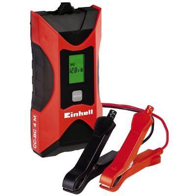 EINHELL Auto KFZ Batterie Ladegerät 6V-/12V | CC-BC 4 M
