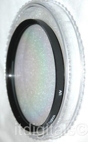 Multi-Coated UV Lens Filter For Panasonic Lumix G Vario 100-300mm F//4.0-5.6 OIS