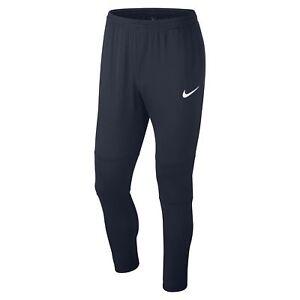 9839cb08d3ab6a Das Bild wird geladen Jogginghose-Kinder-Nike-Dry-Park-18-dunkelblau-lange-