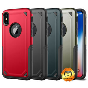 Mosafe-Shockproof-Bumper-Hard-Case-Cover-for-iPhone-XS-Max-XR-X-8-7-Plus-7-8-XS