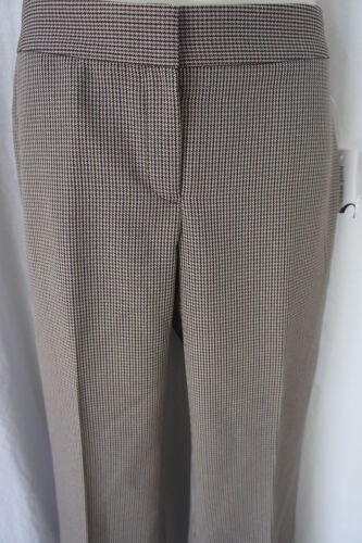 Suit 2 Sz Fit Houndstooth Separates Moderne Multi Nine Dress Camel Bukser West ZwXq1xYx5