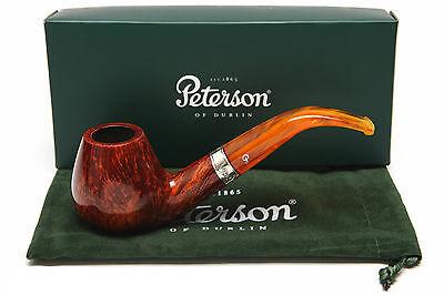 Peterson Rosslare Classic B11 Tobacco Pipe