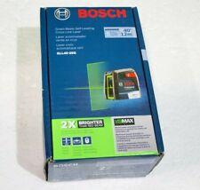 Bosch Gll40 20g Green Beam Self Leveling Cross Line Laser 40 Level