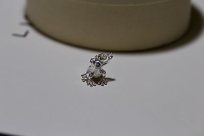 Links of London Sterling Silver Lucky Frog Charm