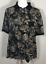 CARIBBEAN-Pineapple-Mens-Hawaiian-Short-Sleeve-Casual-Polo-Shirt-Silk-Cotton-XL thumbnail 1