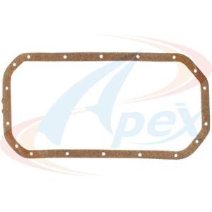 Apex AOP849 Oil Pan Gasket Set