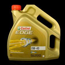 Castrol EDGE TITANIUM FST 0W-40  4 Liter - VW 50200/50500, BMW LL-04, MB .......