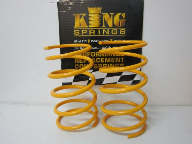Super Ultralow Lowered Front KING Springs to suit WH WK WL Statesman & Caprice