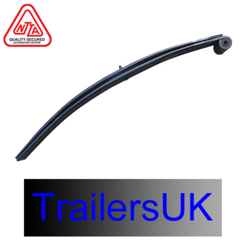 C90004 Ifor Williams Parabolic Twin Double Leaf Spring