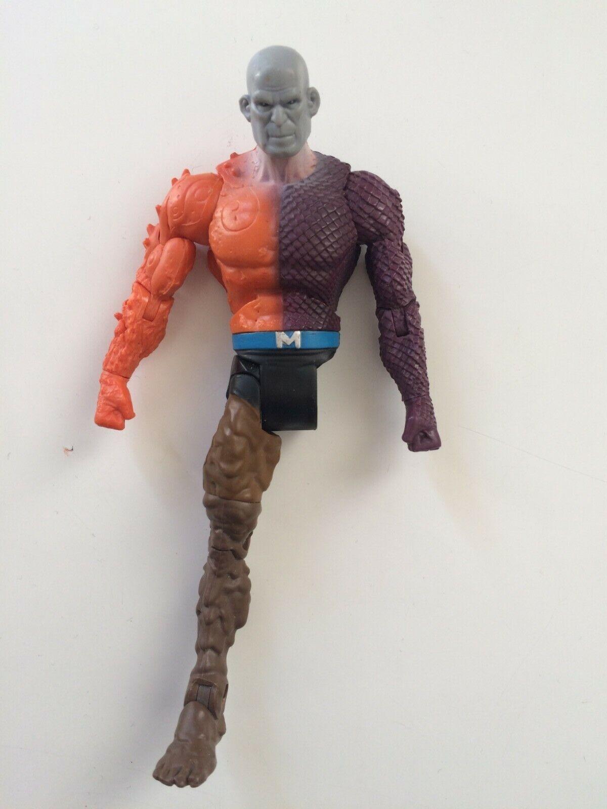 Metamorpho CNC BAF figure (DC Universe Classics wave 1) near complete