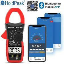 Holdpeak Digital Clamp Meter Dc Current 4000c Acdc 1000a Volt Capacitance Diode
