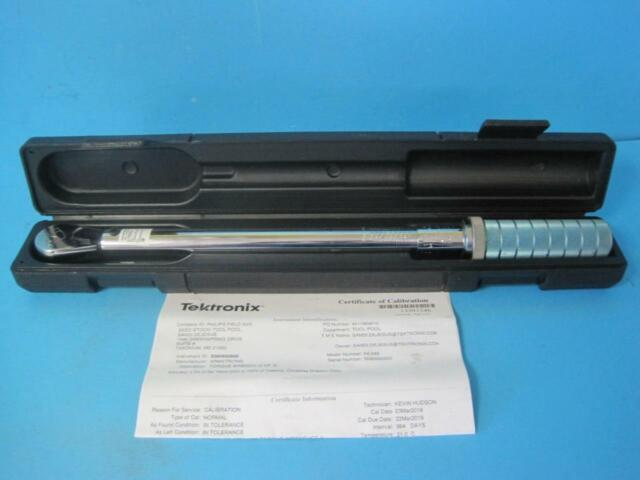 """3//8/"""" Drive Torque Wrench 20-100NM 15-74 ft//lbs By U.S.Pro Tools AT898"""