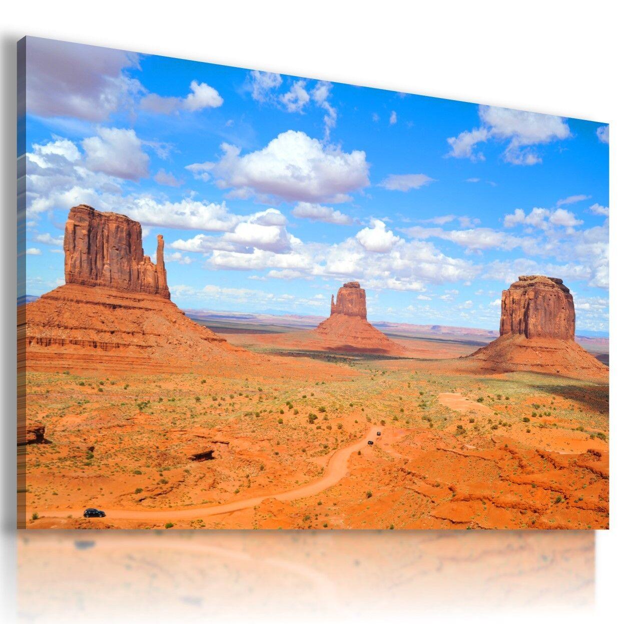 Monument Valley West Western arte moderna a muro foto AZ260 x mataga