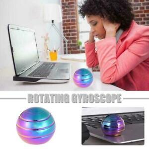 Colorful-Desktop-Decompression-Rotating-Spherical-Gyroscope-Kinetic-Desk-W2K7