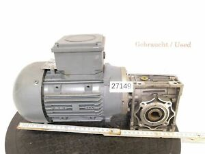 Worm-0-37-Kw-92-Minimum-NMRv040-Motoreducteur-Boite-de-Vitesse