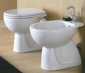 Sanitari vaso sedile bidet colibri 2 pozzi ginori arredo bagno ebay - Sanitari bagno pozzi ginori ...