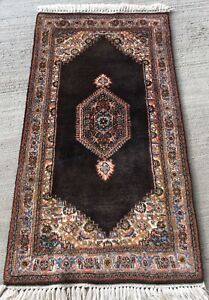 Tapis Persan Irann Noué Main 122x67cm Teppich Tappeto Rugs Carpet Alfombra Fixation Des Prix En Fonction De La Qualité Des Produits